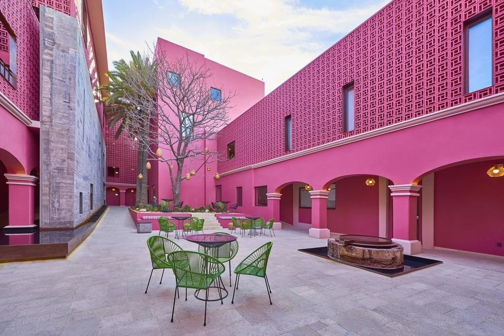 Where to stay in oaxaca best 2020 hotels airbnbs for Design hotel oaxaca