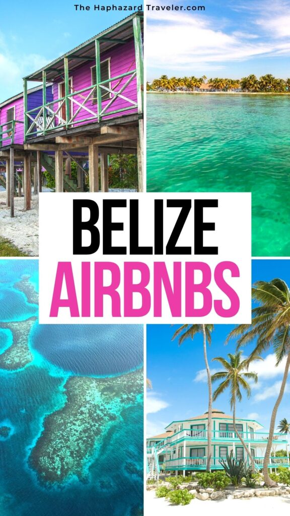 Airbnb Belize Stays With Un Belize Able Charm Luxury